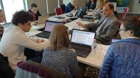 Two strategic workshops on INNOHPC Lab were held