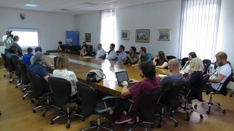 """Predstavljen projekt ""Sljedeća destinacija Balkan: razvoj agroturizma - LANDS"""