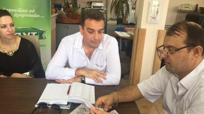 SERDA treneri pružili podršku mentorima u Makedoniji