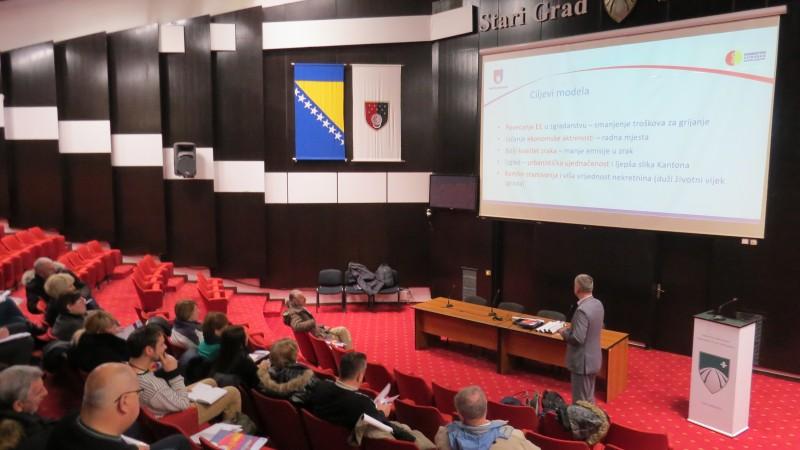 Edukacija korisnika modela energetske efikasnosti u općini Stari Grad