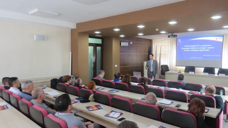 Edukacija korisnika modela energetske efikasnosti u općini Hadžići