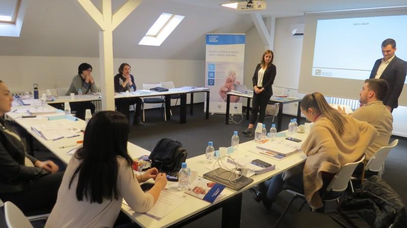 Od 14. do 18.01.2019. godine održan Program 2 Projektne akademije za prvu grupu MSP sa područja Kantona Sarajevo
