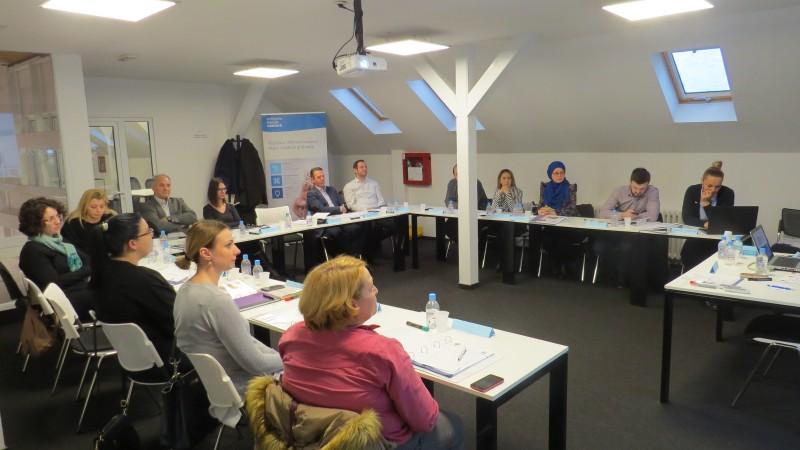 Održan Program 1 Projektne akademije za drugu grupu predstavnika MSP sa područja Kantona Sarajevo