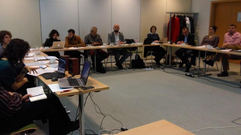 Održan tehnički sastanak projektnih partnera u okviru projekta Green MIND u Ljubljani