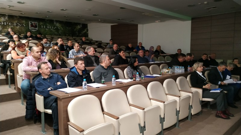 Edukacija korisnika modela energetske efikasnosti u općini Ilidža