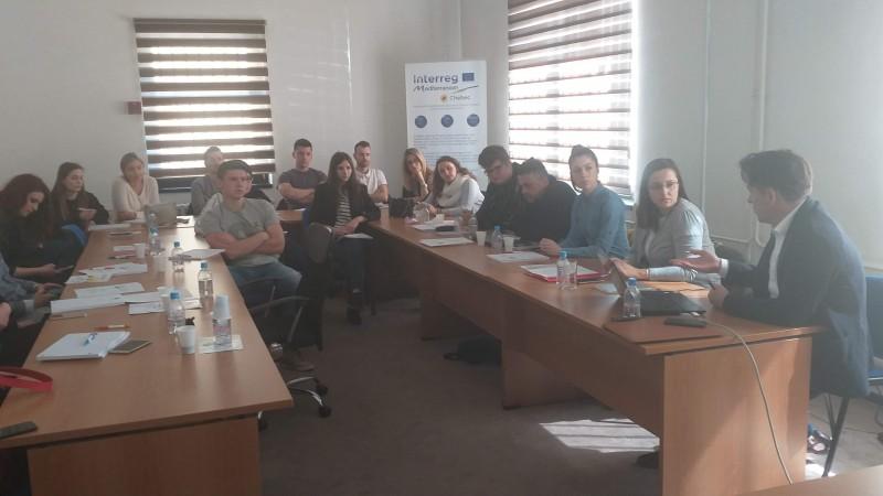 CHEBEC projekat - U Sarajevu održana radionica za odabrane korisnike pilot aktivnosti