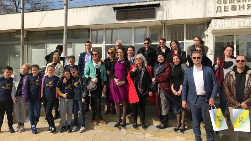 Predstavnici SERDA-e i Grada Sarajeva na konferenciji u Bugarskoj