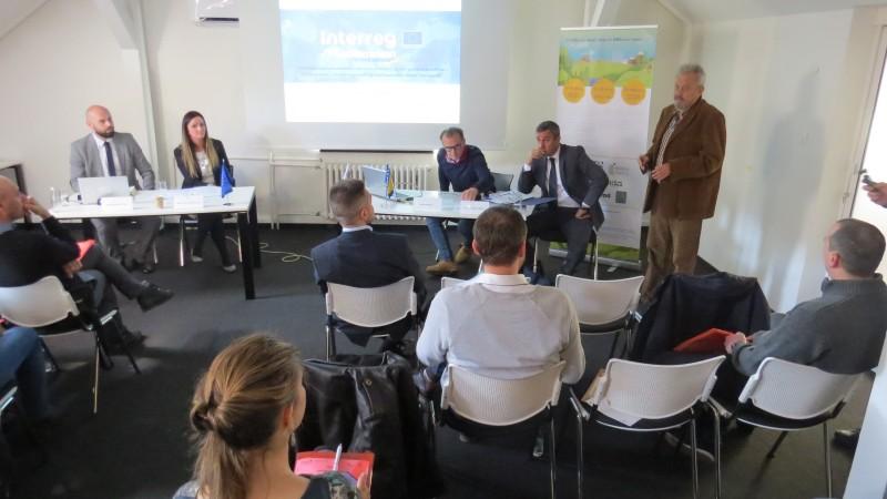 GREEN MIND projekt - Održana prva radionica o razvoju konkurentnosti i inovacijama u industriji zelene i pametne mobilnosti