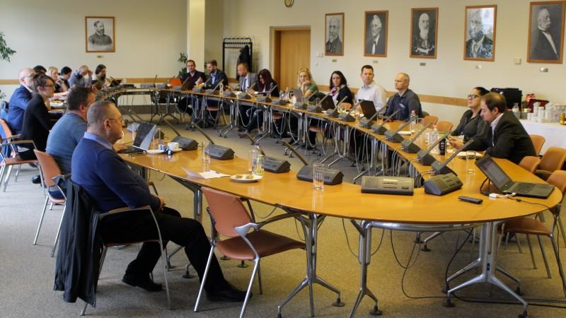 U Budimpešti održani Drugi  sastanak Upravnog odbora projekta KNOWING IPR i Prva radionica za  procjenu izazova u oblasti prava intelektualne svojine