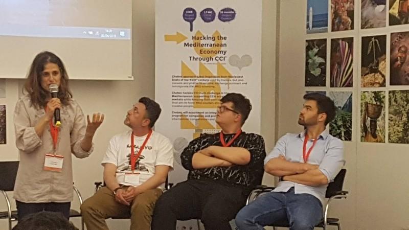 Akcija mobilnosti za predstavnike kulture i kreativne industrije u Sevilji