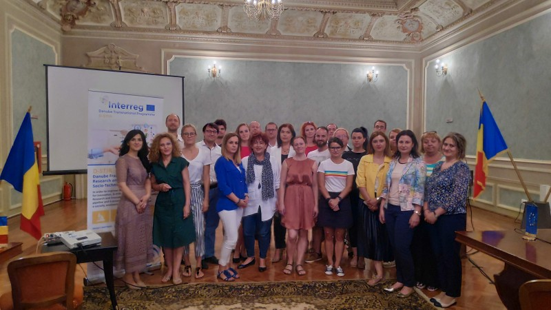 Uspješan završetak D-STIR projekta obilježen je završnom konferencijom u Rumuniji