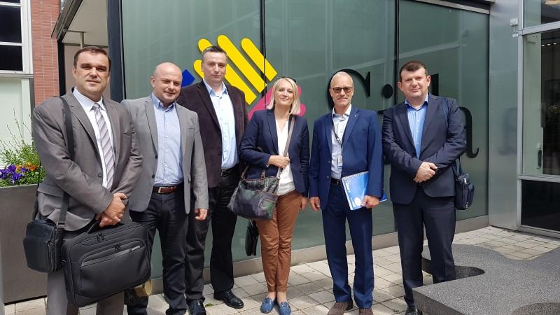 Dosadašnji rezultati projekta Challenge to Change predstavljeni predstavnicima Sida-e u Stockholmu