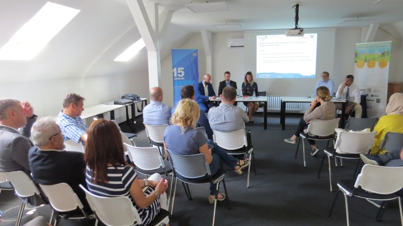 Održana druga radionica o razvoju konkurentnosti i inovacijama u industriji zelene i pametne mobilnosti