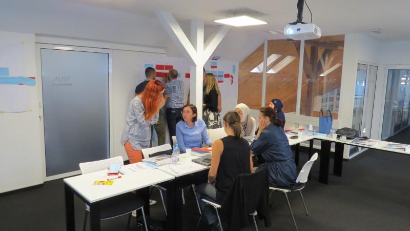 Održan Program 1 Projektne akademije za novu grupu MSP sa područja Kantona Sarajevo