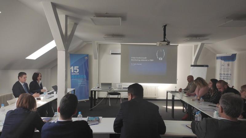 Održan sastanak mentora iz Federacije Bosne i Hercegovine