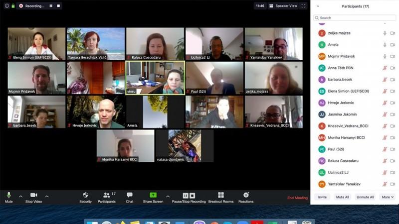 KNOWING IPR -Održan online sastanak projektnih partnera