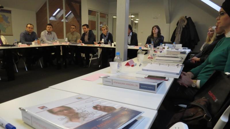 Objavljen Javni poziv za prijavu na besplatan program edukacije za uspješno pisanje, apliciranje i upravljanje EU projektima (treća grupa)