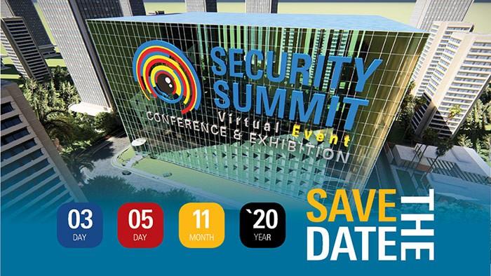 Registrujte se za poslovne B2B susrete  - SECURITY SUMMIT 2020 - VIRTUAL EVENT, 3-5 novembar 2020.