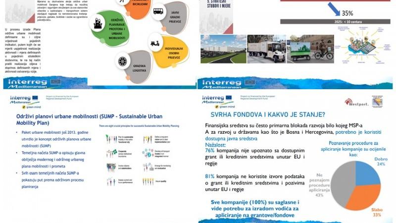 OdržanWebinar o planiranju i uspostavi održive urbane mobilnosti