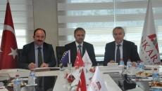 SERDA i Razvojna agencija Ankare potpisali sporazum o saradnji