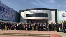 """Brojna BH delegacija privrednika na međunarodnim poslovnim susretima """"Match4Industry"""" i sajmu SANTEK 2018 u Kodžaeliju, Turska"""