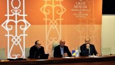 Predstavnici SERDA-e na konferenciji u okviru projekta LANDS u Mostaru