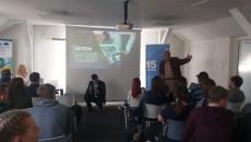 Posjeta studenata iz Slovenije