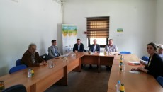 "The Green Mind Project held a joint meeting with the Working Group for the preparation of four development models of ""green"" transportation in Sarajevo Canton"