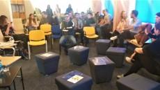 """Projekat CHEBEC  na MEET-Up događaju  """"Kreativna industrija – Potencijal za razvoj karijere"""""""