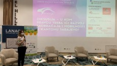 "Green Mind project on conference ""Platform for Low-Carbon Urban Development of FBiH"""