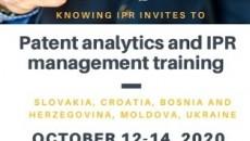 Trening: Patent analitika i IPR menadžment