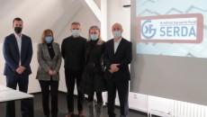 Posjeta ministra privrede Nijaza Kadirića i predstavnika Privredne komore USK