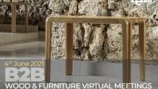 Međunarodni online poslovni susreti za sektor drvo & namještaj, 04/06/2021