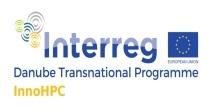 InnoHPC- Računarstvo visokih performansi za efektivne inovacije u Dunavskoj regiji